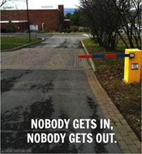Nobody-gets-in-out